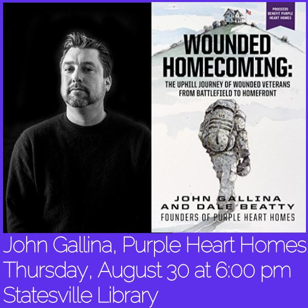 John Gallina-Wounded Homecoming