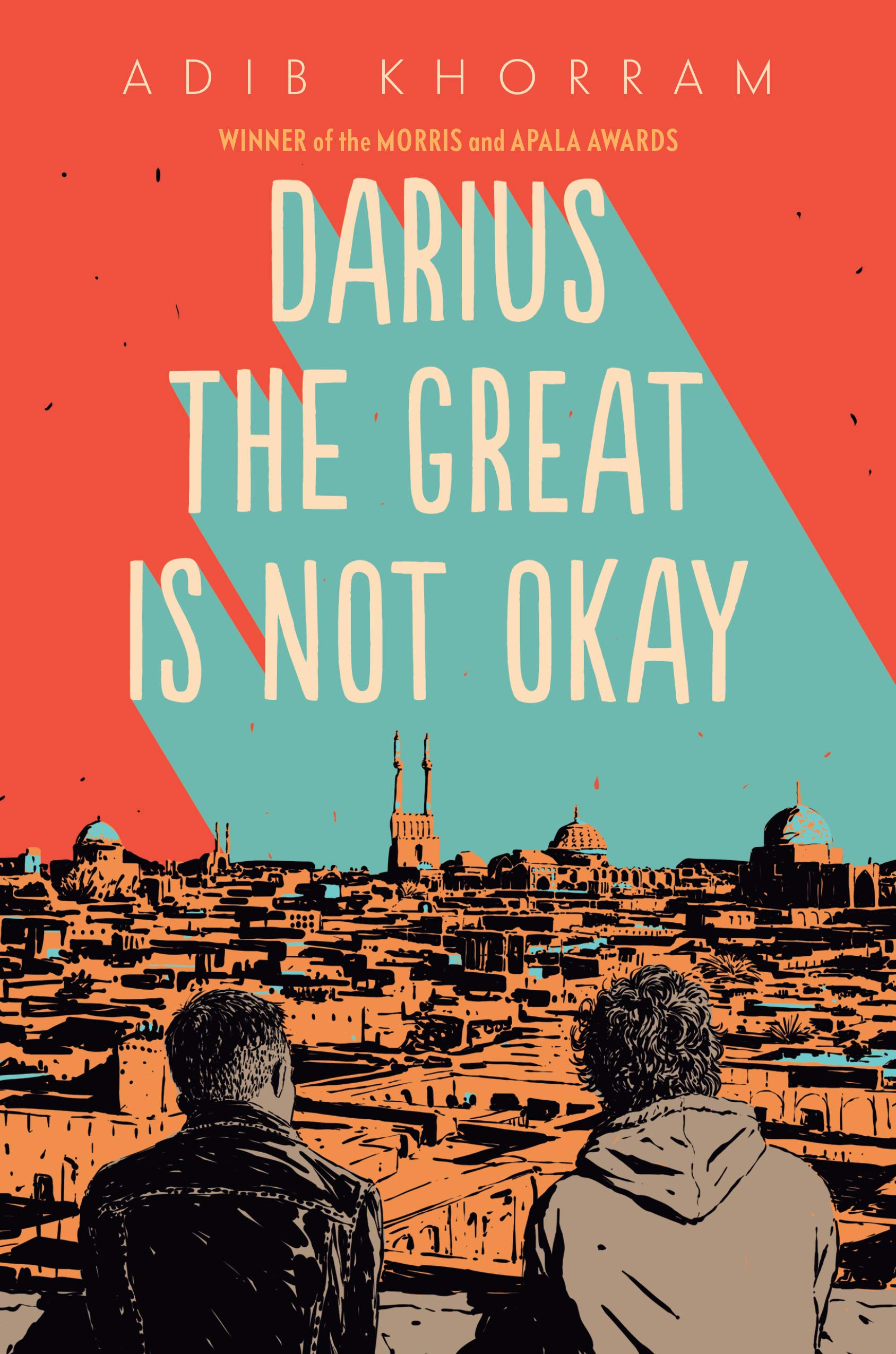 HBOB Darius the Great is Not Ok
