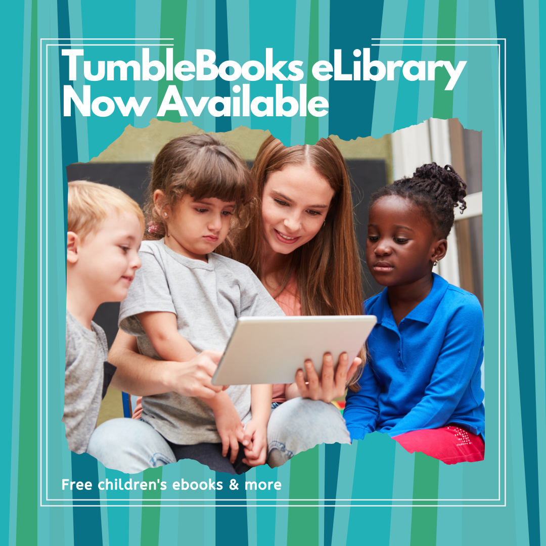 TumbleBooks eLibrary Now Available