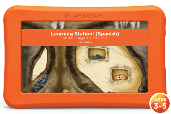 Learning Station! (Spanish)