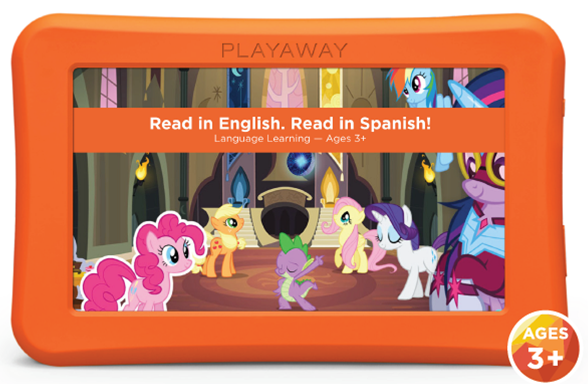 Read in Enlish! Read in Spanish!