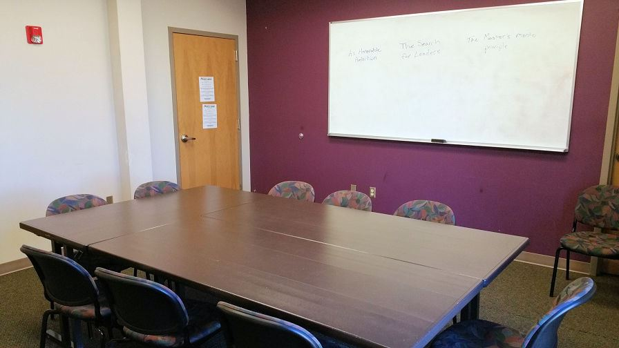Statesville Library-Conference Room